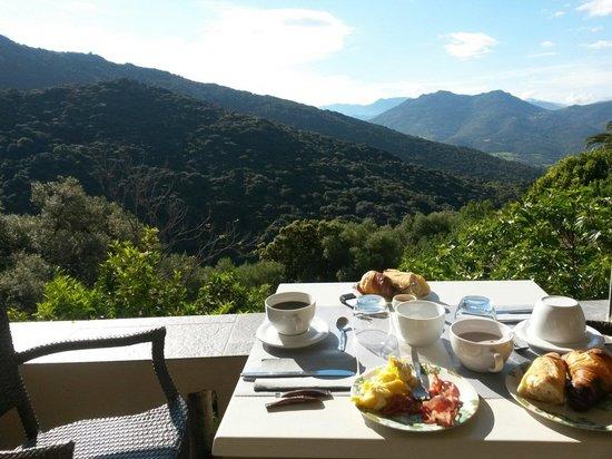 Hotel Villa les Orangers: Petit-déjeuner