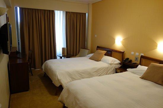 Golden Sun Hotel: номер на двоих