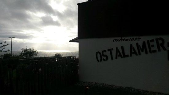 Ostalamer : Le restaurant