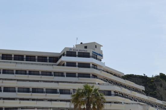 smartline Cosmopolitan: hotellet