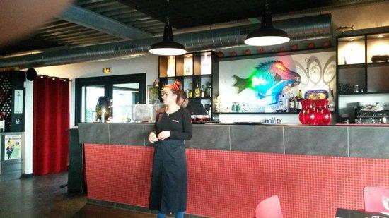 Ostalamer : Le bar