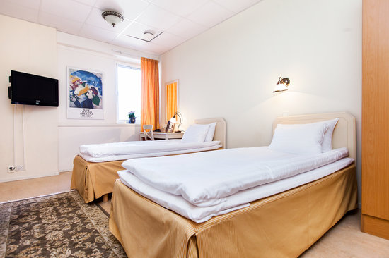 Hotel Alvsjo: Standard Double Room