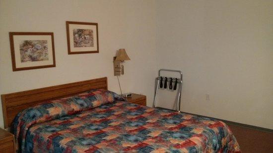 Roblin, Canada: Bedroom