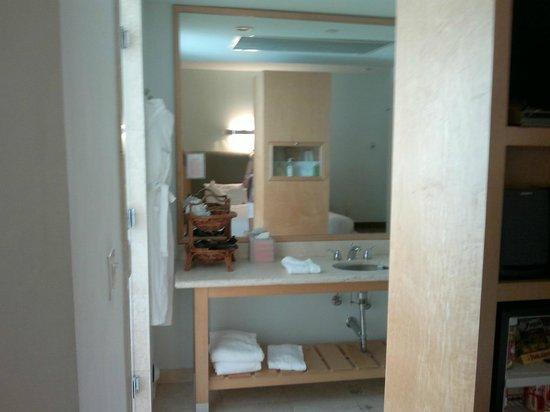 Hotel St. Augustine: habitacion baño