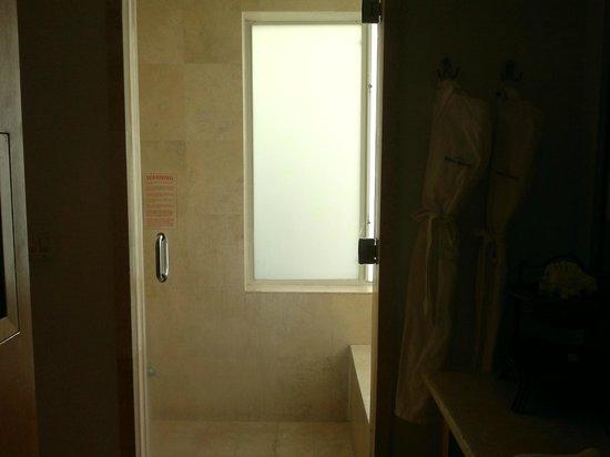 Hotel St. Augustine : baño sauna