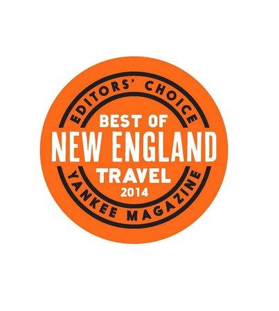 Snowvillage Inn : We won Best New Menu from Yankee Magazine 2014!
