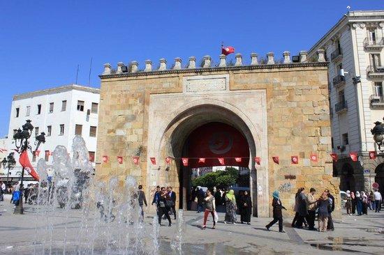 Medina von Tunis: Entrada