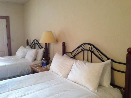 The Lodge at Breckenridge: The bedroom