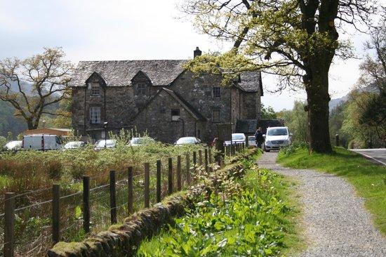 The Drovers Inn : Fantastic Location
