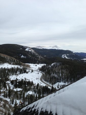 The Lodge at Breckenridge: View from the Spa Deck