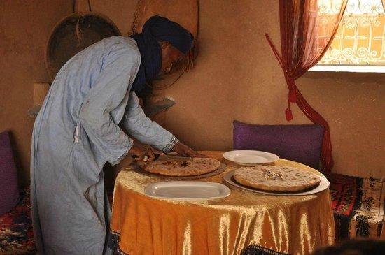 Restaurant Cafe NORA : Pizze Berbere
