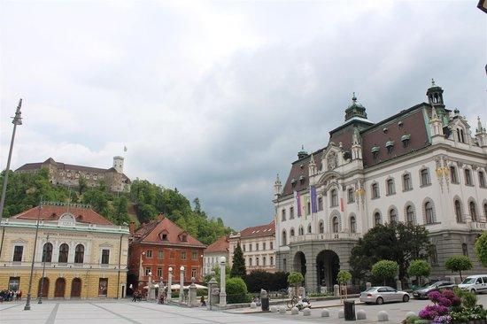 Slovenia Private Tours: Ljubljana