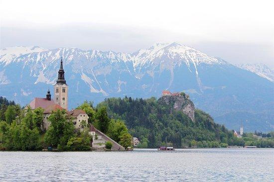 Slovenia Private Tours: Lake Bled