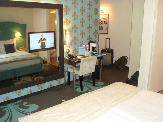 La Prima Fashion Hotel: Apartamento 417