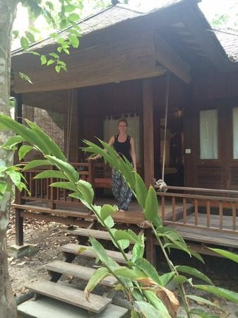 Barefoot at Havelock: our a/c villa