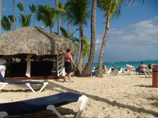 Grand Palladium Palace Resort Spa & Casino: best beach ever!