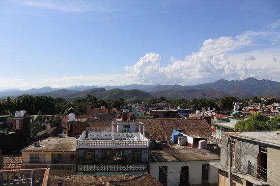 Casa Bernardo: View from the roof top