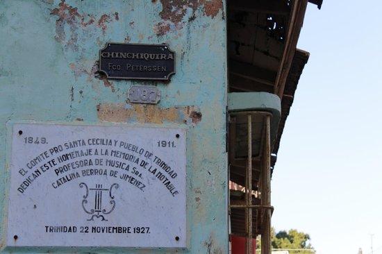 Casa Bernardo: Real street name (useful for finding casa)