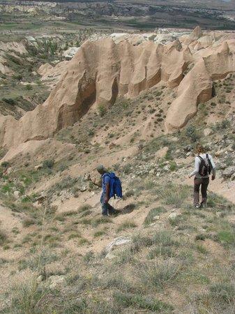 Walking Mehmet Guide Walks : The walking man