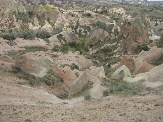 Walking Mehmet Guide Walks : Cappadocia