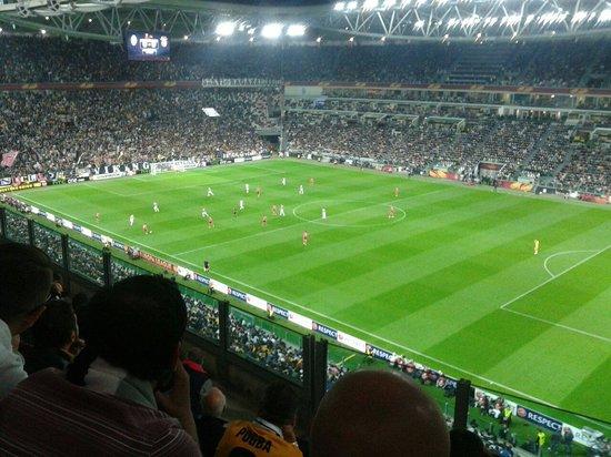 Juventus Stadium Foto Stadium Juventus Turin Tripadvisor