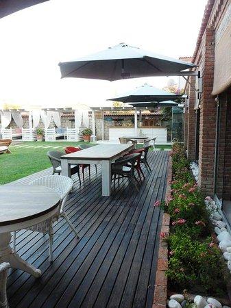 Cadde 75 Otel: Lovely pool view