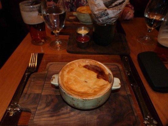 steak and guinness pie gordon ramsay