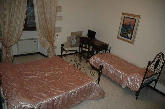 Residenza di Via Piccardi: Camera