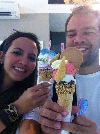 Gelateria Il Dolce Sorriso: Melhor sorvete do mundo