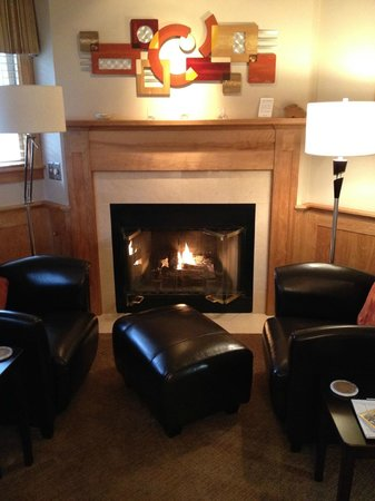 Rabbit Hill Inn: Tavern's Secret sitting area