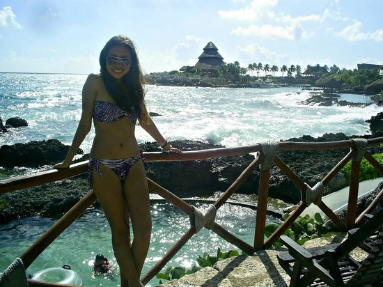 Xcaret Eco Theme Park: mar