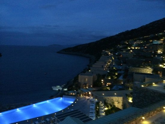 Daios Cove Luxury Resort & Villas: That view !!!