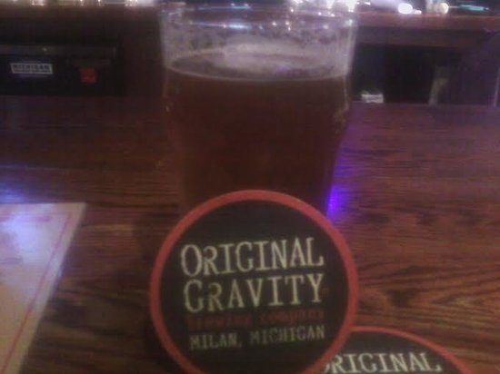 Original Gravity Brewing Compnay: South Paw IPA