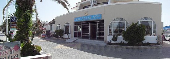Sacallis Inn Beach Hotel: Hotel