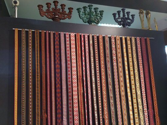 Traditional Costume Center SENA KLETS: Ethnographic belts...