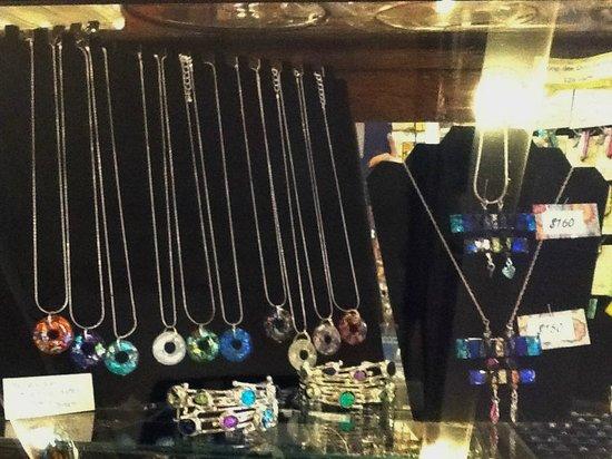 Art & Glassworks: Necklaces