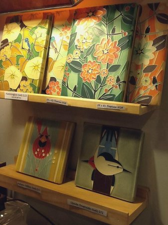 Art & Glassworks: Motawi Tiles