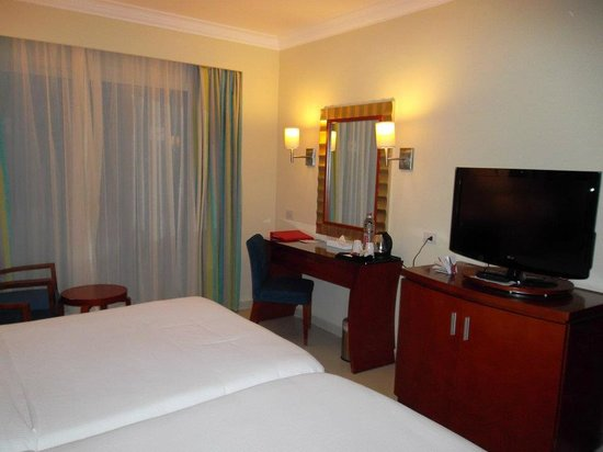 Xperience Sea Breeze Resort: really nice furnished rooms
