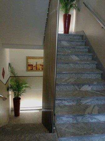 Kairos Garda Hotel: Scale