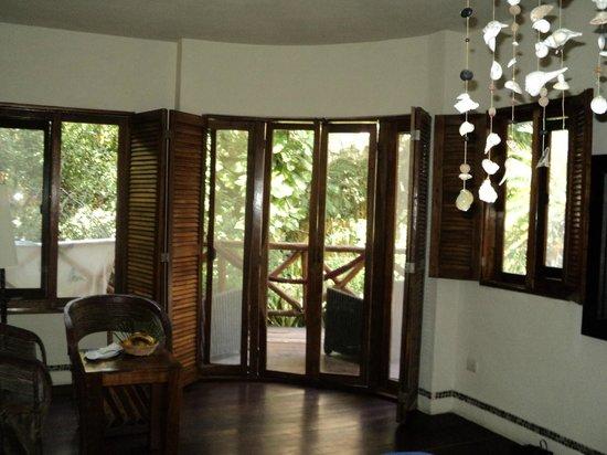 Villas HM Paraiso del Mar: Disfrutando la vista desde la habitación