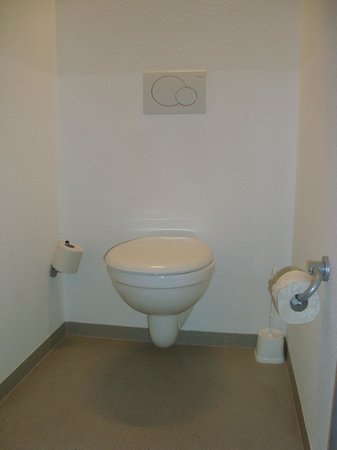 ibis budget Wien Messe: banheiro