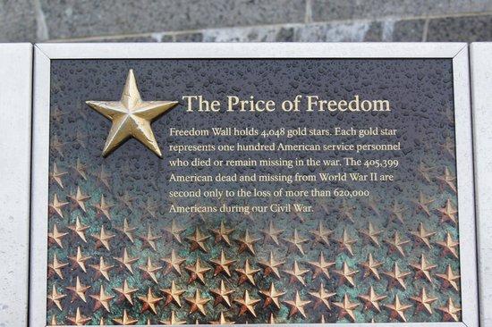 National World War II Memorial: Pomnik II Wojny Światowej