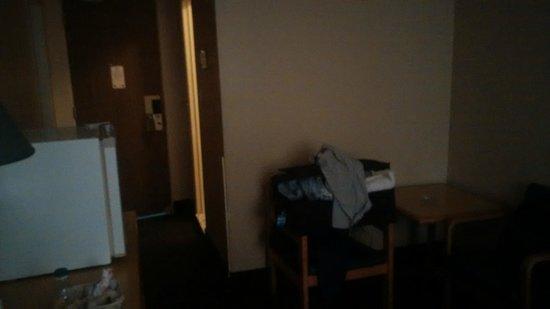 St. Regis Hotel : Dark room