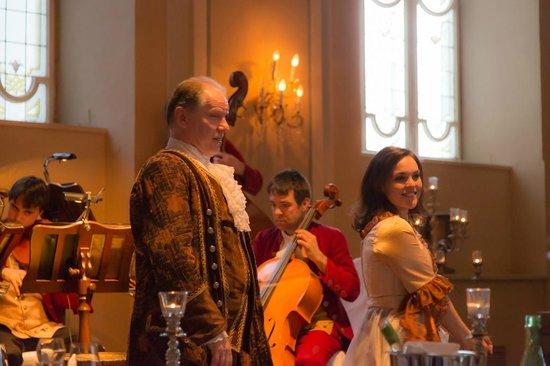 Mozart Dinner Concert: Opera