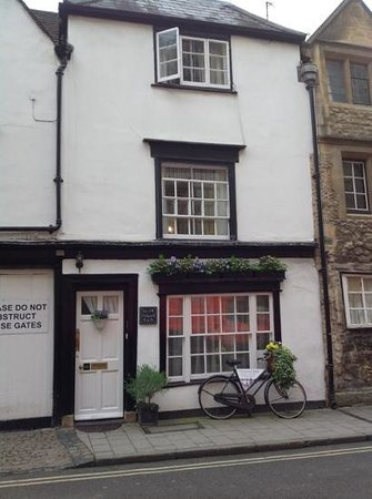 Holywell Bed and Breakfast: this is Holywell
