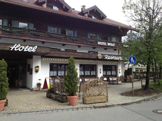 Restaurant Wolf: И выход
