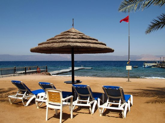 Movenpick Resort & Spa Tala Bay Aqaba: strand