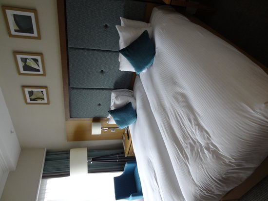 DoubleTree by Hilton Hotel London - Victoria : The room