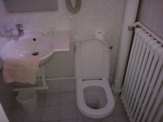Pacific Hotel : bagno 2