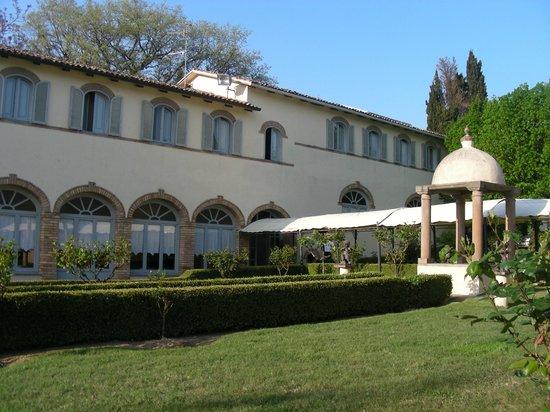 Hotel Villa San Donnino: Veduta camere da letto